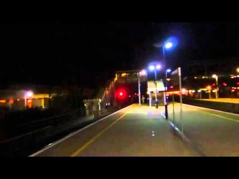 Eurostar Class 373 From London Speeding Pass Ashford Internatonal For Paris Gare du Nord 11/10/14