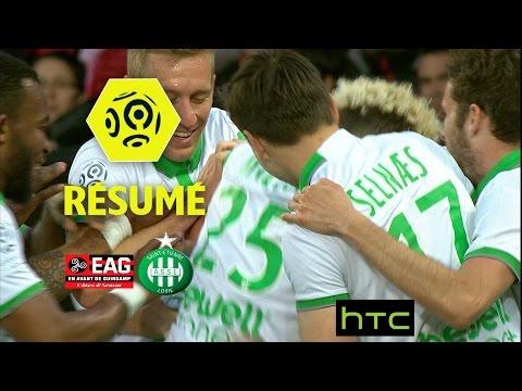 EA Guingamp - AS Saint-Etienne (0-2)  - Résumé - (EAG - ASSE) / 2016-17