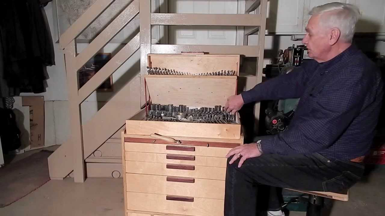 Tool Cabinet For Mechanics Tools Youtube