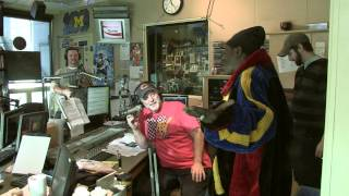 Flavor Flav - Drew and Mike - 101 WRIF - Flav