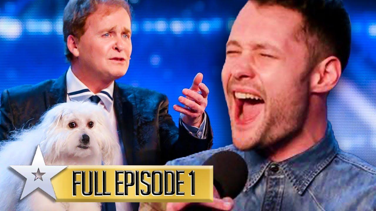 Download A GOLDEN BUZZER debut for Callum Scott!   Britain's Got Talent   Series 9   Episode 1   FULL EPISODE