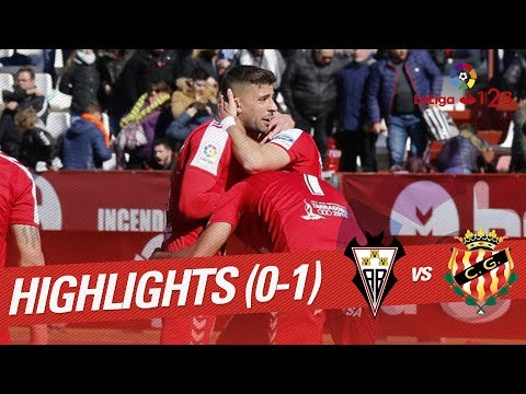 Resumen de Albacete Balompié vs Nàstic (0-1)