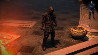 Path of Exile: Pitch Black Armour Set