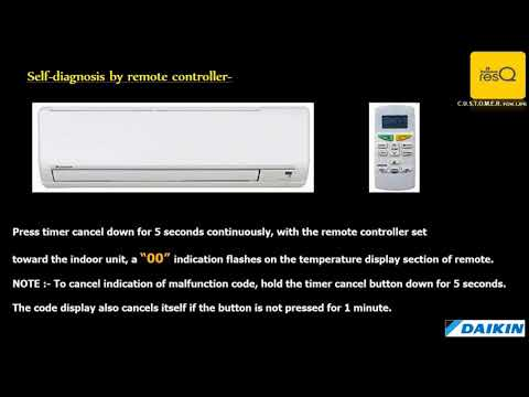 Ge Air Conditioner Error Code E8