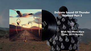 Pink Floyd - Wish You Were Here (Live, Delicate Sound Of Thunder) [2019 Remix] YouTube Videos
