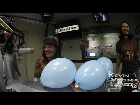 World Record Wednesday - Popping Balloons By Sitting On Them