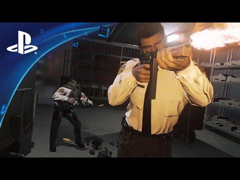 Mafia III - The Heist Trailer [PS4]