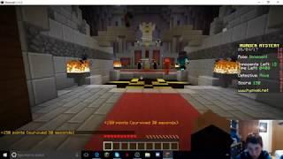 Video Minecraft murder mystery 40 MINUTES OF NOT BEING MURDERER OR DETECTIVE download MP3, 3GP, MP4, WEBM, AVI, FLV September 2019