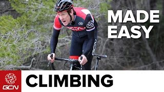Climbing Made Easy | GCN's Cycling Tips thumbnail