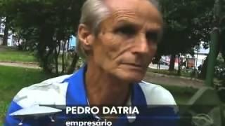 Relembre a História do Disco Voador que Sobrevoou Passo Fundo RS 16 12 2012 - RBS TV 50 Anos