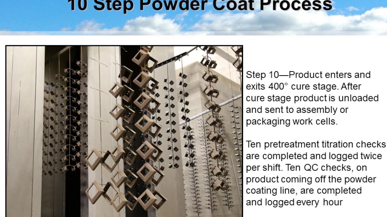 Digger Specialties Powder Coating Training