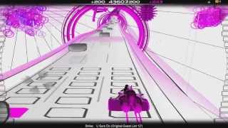 "Audiosurf run: Strike - U Sure Do (Original Guest List 12"")"