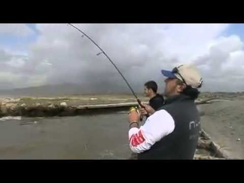 spigole a spinning foce di agnena