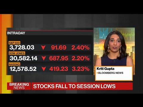 Stocks and Bonds Sell Off After Powell Comments