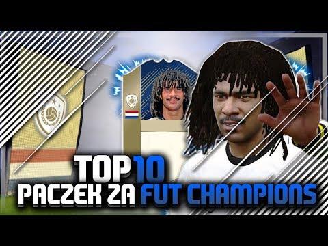 TOP 10 PACZEK POLAKÓW za FUT CHAMPIONS! | #2 |
