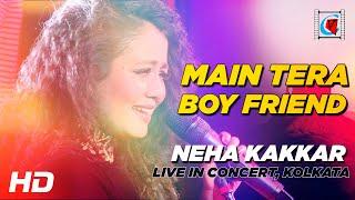 Gambar cover Main Tera Boyfriend   Raabta   Arijit S   Sushant Singh R   Kriti Sanon   Live Version - Neha Kakkar