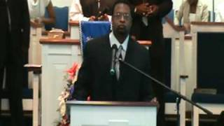 REV. EDWARD J. HEATH / Deacon Bailey vs Rev. Heath/ VIDEO BY: LARRY B. MOORE