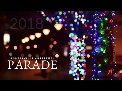 Carl Smith Middle School - Porterville Christmas Parade 2018