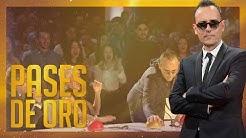 Risto Mejide y TODOS sus pases de oro en 'Got Talent España' | Pases de oro