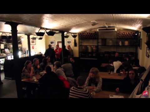 Um dos pubs mais antigos de Londres: Ye Olde Cheshire Cheese