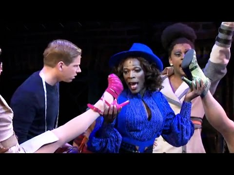 'Kinky Boots': Musical that took Broadway by storm hits T.O.