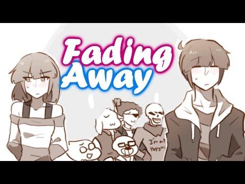 Fading Away Full Movie (Undertale Comic Dub) (Undertale Movie)