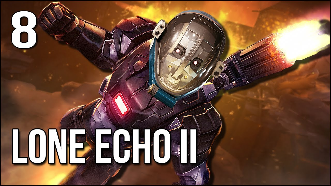 Lone Echo 2   Part 8   In The Past, I Became WAR MACHINE!