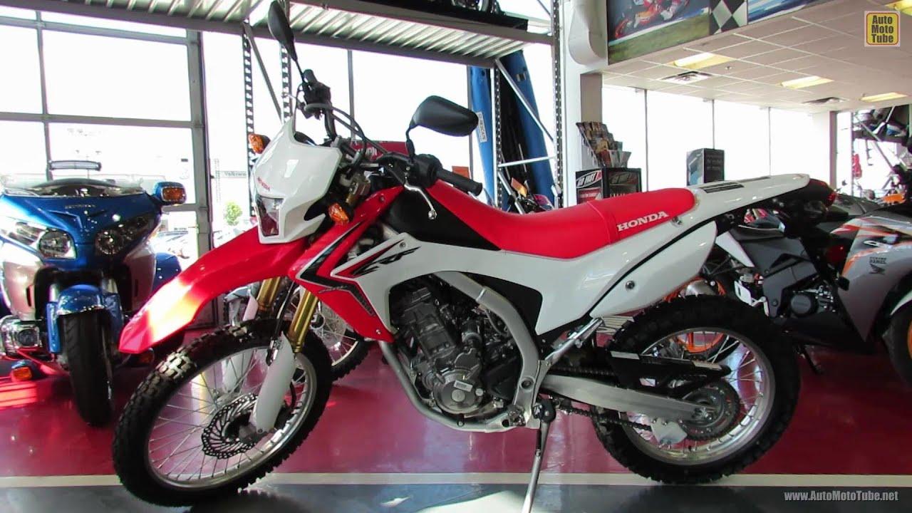 Honda St Eustache >> 2013 Honda CRF250L Off Road Motorcycle - Centre Hamel Honda, St-Eustache, Quebec, Canada - YouTube