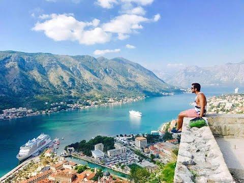 Montenegro Travel Guide (Budva - Sveti Stefan - Kotor - Perast - Podgorica)