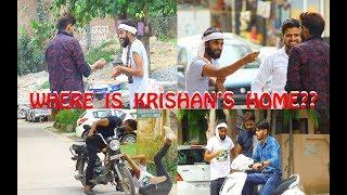 Where is Krishan Home??//Dk Thakur//Dk Thakur Entertainment