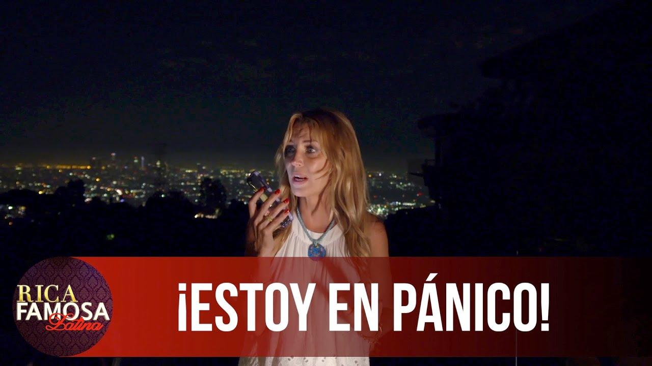 SANDRA SE ATERRADA AL PERDER A SU NANA! | Rica Famosa Latina | Escenas Memorables