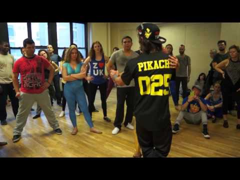 128 30 NYCZF2016 Debby & Kamacho partial ACD ~ video by Zouk Soul