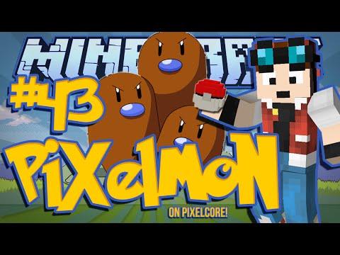 Minecraft | THE GOLDEN DIGLETT | Pixelmon Mod w/DanTDM #43