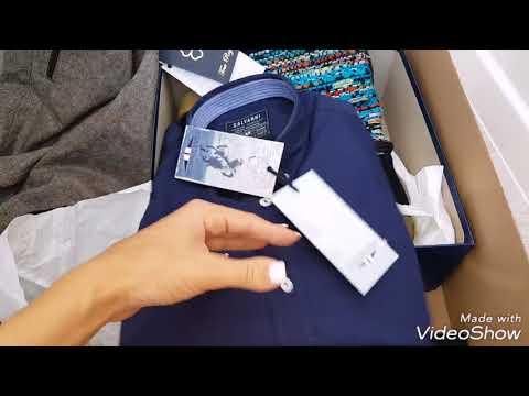 Покупки с интернет-магазина Yoox.Распаковка посылки