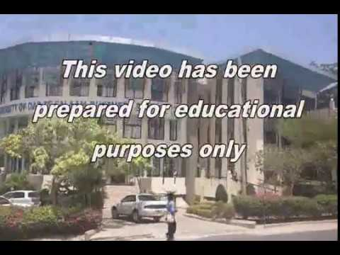 A short documentary on The University of Dar es Salaam