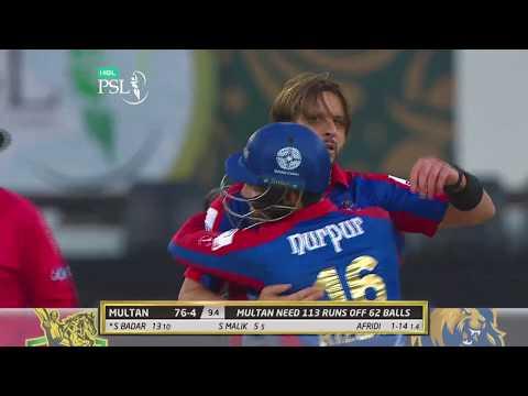 Karachi Kings Bowling | Multan Sultans Vs Karachi Kings| Match 22 | 10 March | HBL PSL 2018