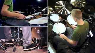 "How To Play ""50 Ways To Leave Your Lover"" - Free Drum Lessons"