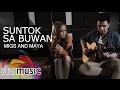 Migz and Maya - Suntok Sa Buwan (Official Lyric Video)