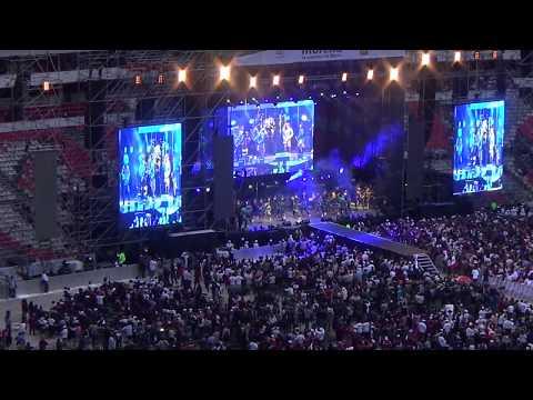 """Belinda - """"Sapito"""" - AMLO Cierre de Campaña 2018 - Estadio Azteca"""