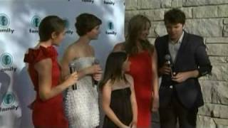 Family Channel: Vacation with Derek Red Carpet Premiere