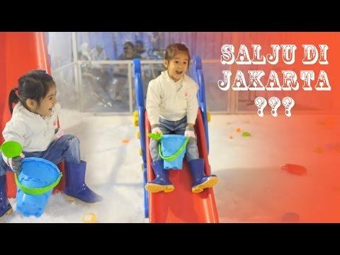 SNOW di Jakarta ??