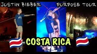 JUSTIN BIEBER en COSTA RICA | Natt Rodríguez