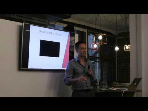 Sydney Startup | IP and your Startup - Chris Baxter