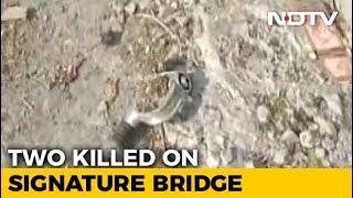 2 Men On Speeding Bike Killed In Accident On Delhi's Signature Bridge