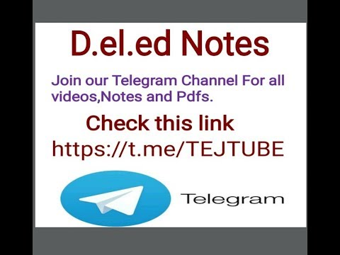 Google Drive Links Telegram Channel