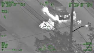 Fleeing Driver Wrecks Car, Eats Pavement