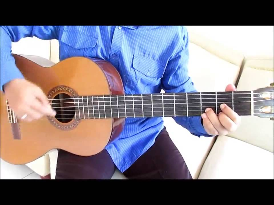 Belajar Gitar Untuk Pemula - Belajar Petikan Dasar 2 ...