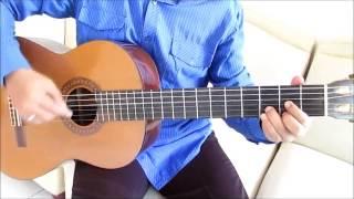 Belajar Gitar Untuk Pemula - Belajar Petikan Dasar 2 - ST12 Saat Terakhir