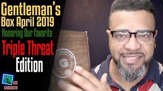 Gentleman's Box April 2019 👔 : #LGTV Review
