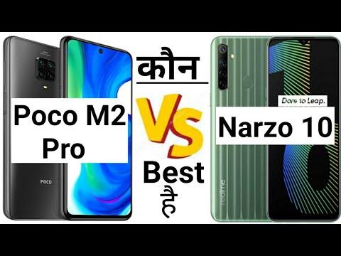 poco-m2-pro-vs-realme-narzo-10-full-comparison-camera,-display,-antutu-benchmark-score,-speed-test,